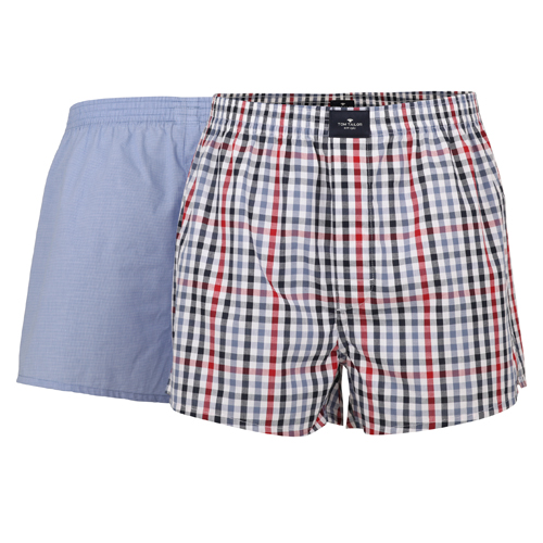 Boxershorts Tom Tailor - 2 Pack - Multi Ljusblå (1)