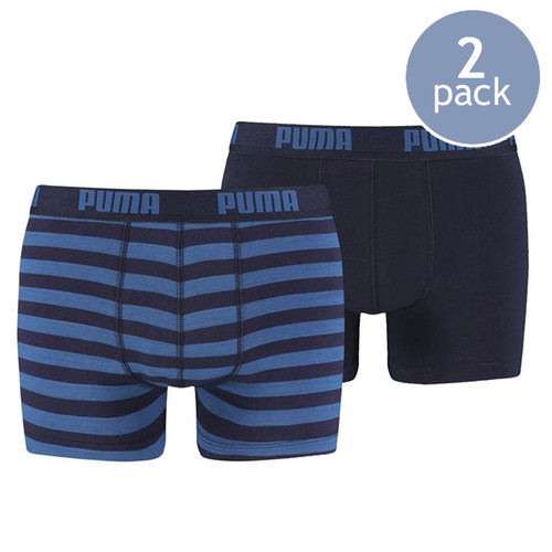 Puma boxershorts blue striped (1)